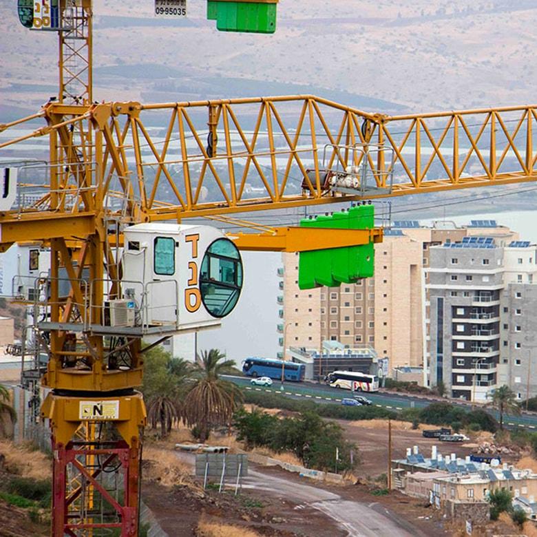 Crane Rental in D.N.S