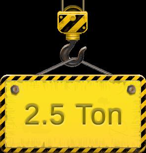 2.5TON